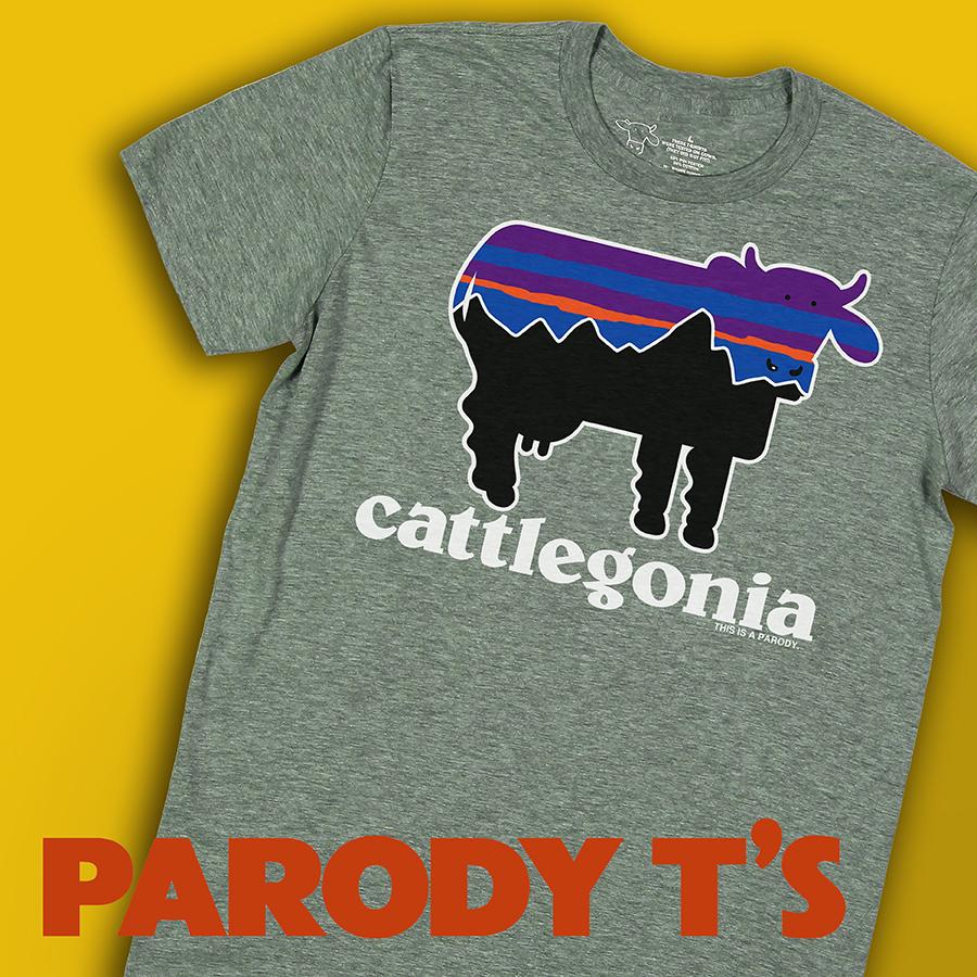 Link to COWS Parody Designs