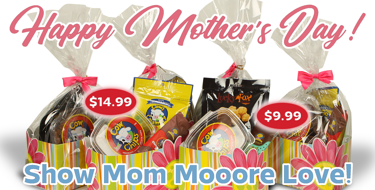 COWS Mothers Day Baskets